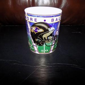 Very Nice Baltimore Ravens Coffee Mug Like New